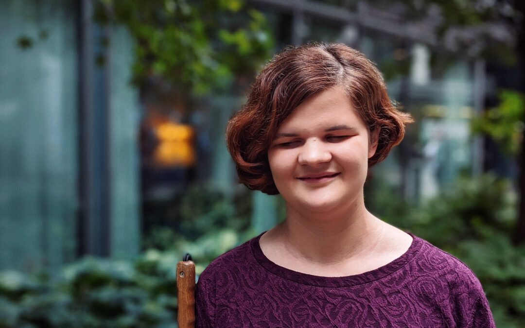 Blind im Freiwilligendienst – und es geht doch